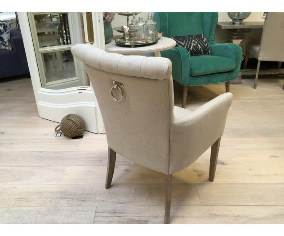 Stuhl exclusiv esszimmerstuhl mit griff an der r ckenlehne for Esszimmerstuhl mit armlehne holz