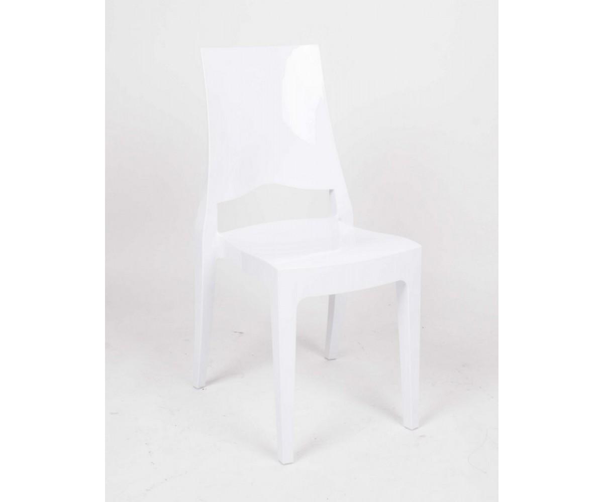 stuhl wei mit sitzkissen outdoor stuhl aus kunststoff wei. Black Bedroom Furniture Sets. Home Design Ideas