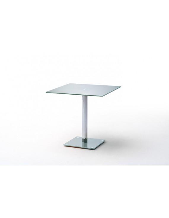 Tisch Glasplatte, Glastisch, Bistrotisch Glasplatte, Maße 80 X 80 Cm