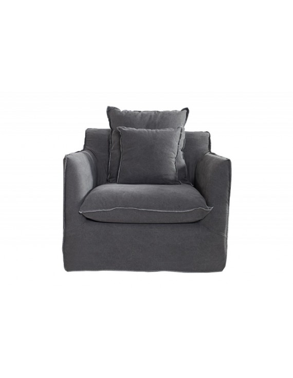 sessel grau vintage sessel modern grau. Black Bedroom Furniture Sets. Home Design Ideas