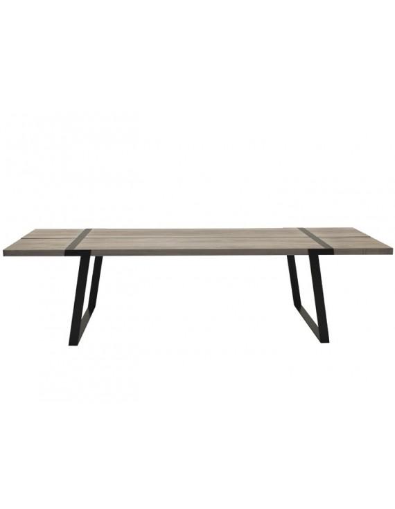 esstisch wei ge lt eiche massiv tisch eiche massiv wei. Black Bedroom Furniture Sets. Home Design Ideas