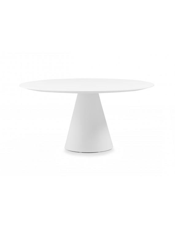 tisch wei esstisch rund modern wei tisch rund. Black Bedroom Furniture Sets. Home Design Ideas