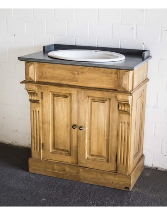 waschtisch im landhausstil badm bel klassisch waschtisch. Black Bedroom Furniture Sets. Home Design Ideas