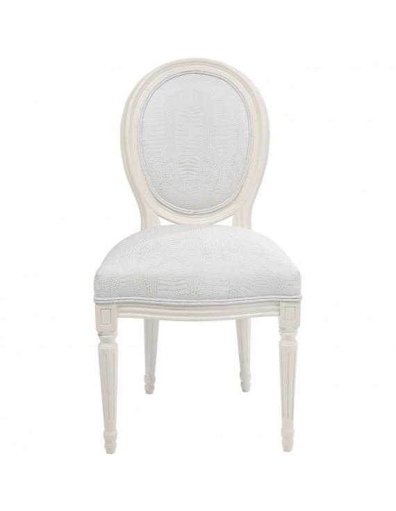 stuhl wei barock barock stuhl gepolstert wei. Black Bedroom Furniture Sets. Home Design Ideas
