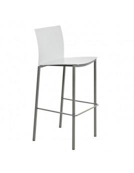 Barstuhl stapelbar in verschiedenen  Farben Sitzhöhe 65 cm