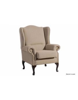 Sessel sofas zeitlos romantisch oder doch modern for Ohrensessel klassisch