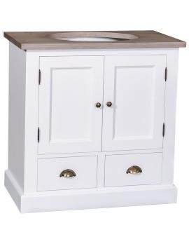 badm bel waschtische im landhausstil wohnindustrie. Black Bedroom Furniture Sets. Home Design Ideas