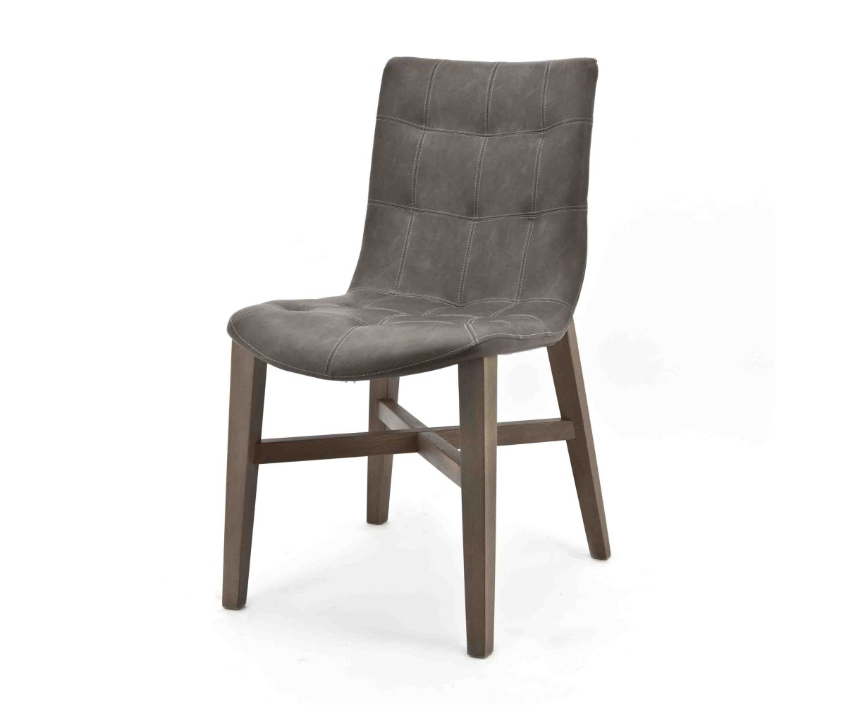 Stuhl Farbe Taupe, Gastro-Stuhl Taupe