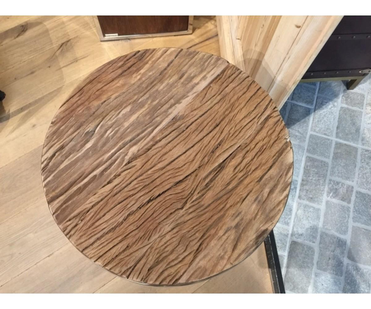Kleiner Tisch Altholz.Beistelltisch Rund Schwarz Beistelltisch Altholz Tisch