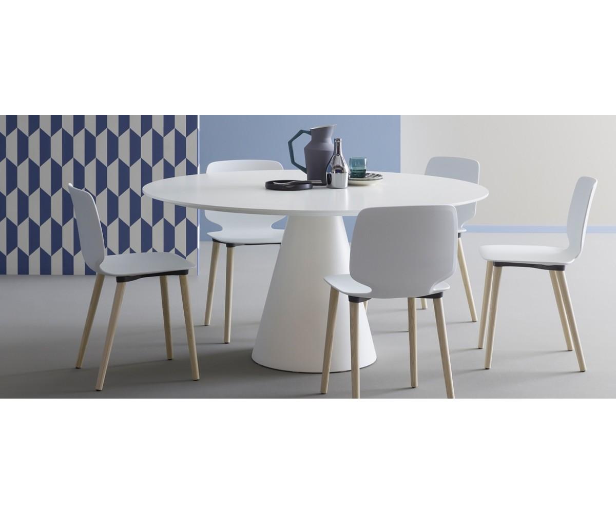 esstisch rund wei tisch rund tisch wei rund. Black Bedroom Furniture Sets. Home Design Ideas