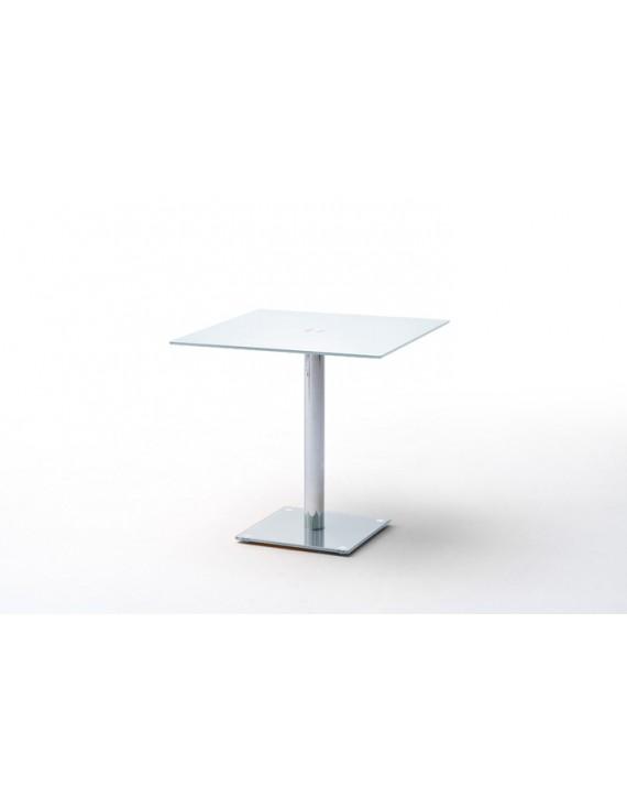 Tisch Glasplatte Glastisch Weiß Bistrotisch Glasplatte Weiß Maße