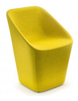 Sessel gelb, Design Stuhl-Sessel gelb, Stuhl gelb