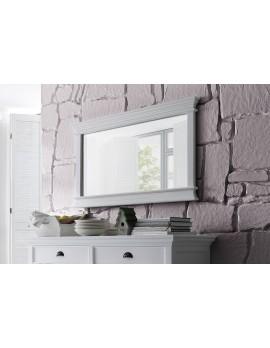 Spiegel im Landhausstil in weiß, Breite 120 cm