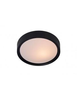 LED Deckenleuchte rund schwarz, LED Deckenlampe schwarz