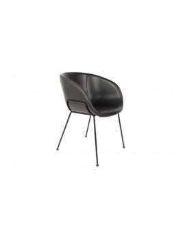 Stuhl schwarz Stuhl mit Armlehne schwarz