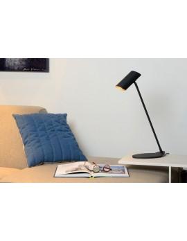 Tischleuchte schwarz , Tischlampe schwarz, Büroleuchte schwarz