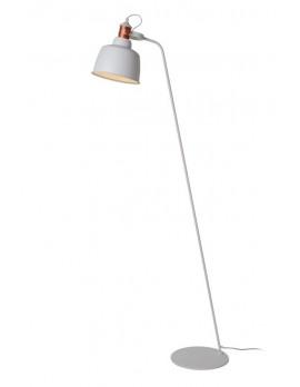 Stehleuchte weiß Metall, Stehlampe weiß