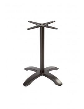Tischgestell schwarz für Bistrotisch