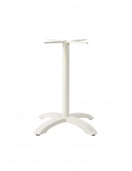 Tischgestell weiß  für Bistrotisch